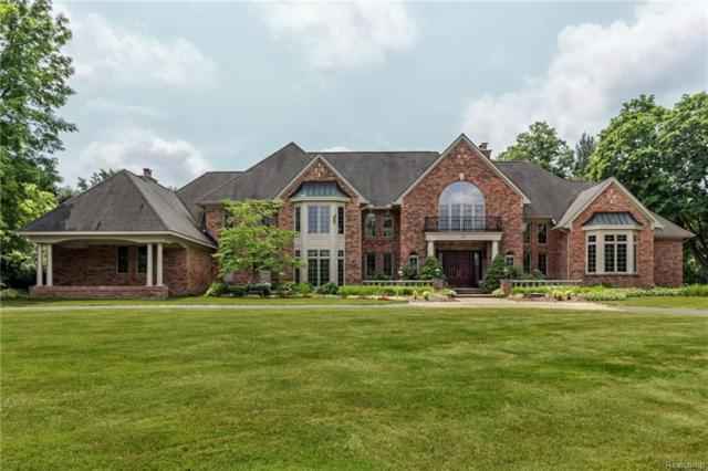 51 Brady Lane, Bloomfield Hills, MI 48304 (#219020218) :: RE/MAX Classic