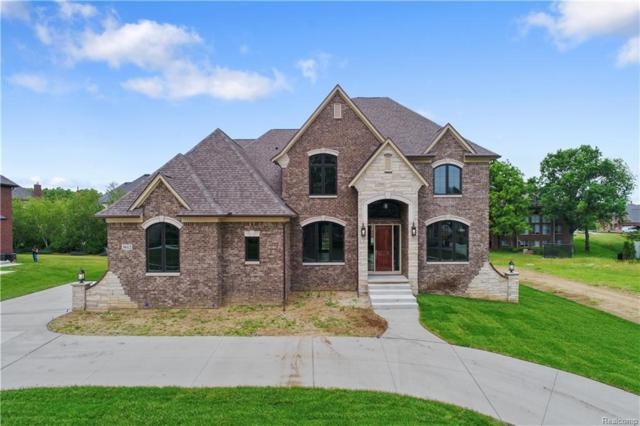 3710 Strathcona Drive, Rochester Hills, MI 48309 (#219020524) :: The Alex Nugent Team | Real Estate One