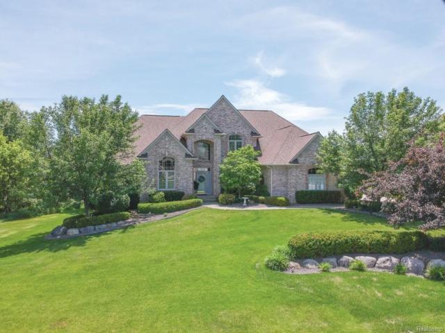 555 Parkland Hills Drive, Oakland Twp, MI 48306 (#219020687) :: The Alex Nugent Team   Real Estate One