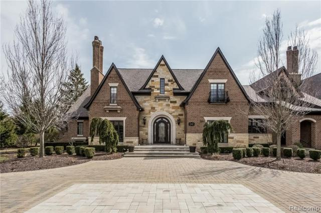 1310 Orchard Ridge Road, Bloomfield Hills, MI 48304 (#219020774) :: RE/MAX Classic