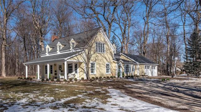 19777 Meadowbrook Road, Northville Twp, MI 48167 (#219020870) :: RE/MAX Classic