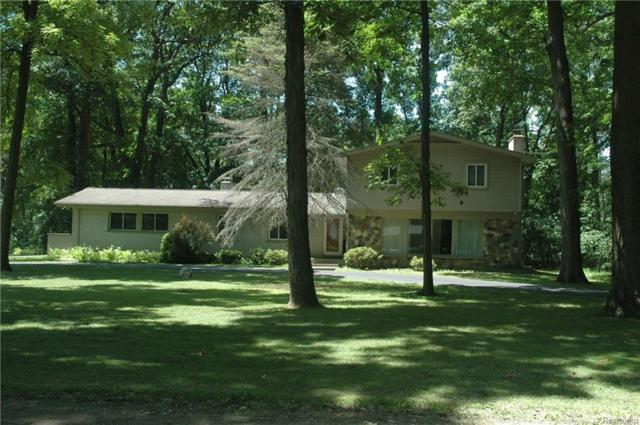 5424 Bywood Road, Bloomfield Twp, MI 48302 (#219020900) :: RE/MAX Classic
