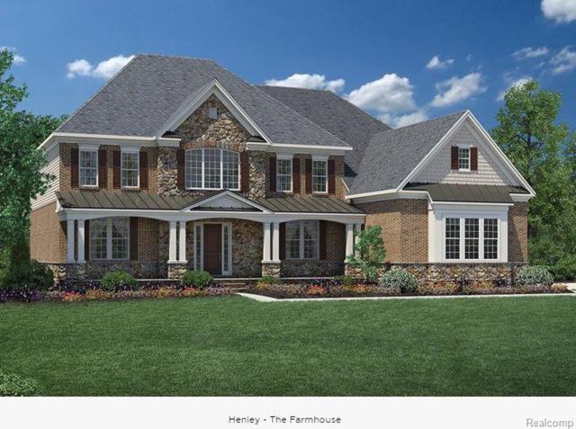 20825 Dunhill Drive, Novi, MI 48167 (#219021050) :: Duneske Real Estate Advisors
