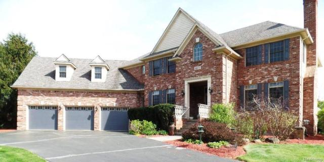 6875 Palmyra Lane, Independence Twp, MI 48348 (#219021291) :: The Buckley Jolley Real Estate Team