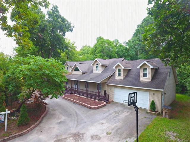 11991 Portage Lake Avenue, Putnam Twp, MI 48169 (#219021304) :: The Buckley Jolley Real Estate Team