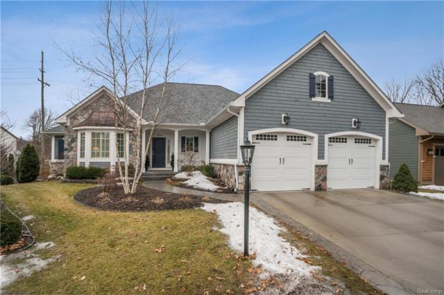 184 Cottage Lane, Milford Vlg, MI 48381 (#219021414) :: The Buckley Jolley Real Estate Team