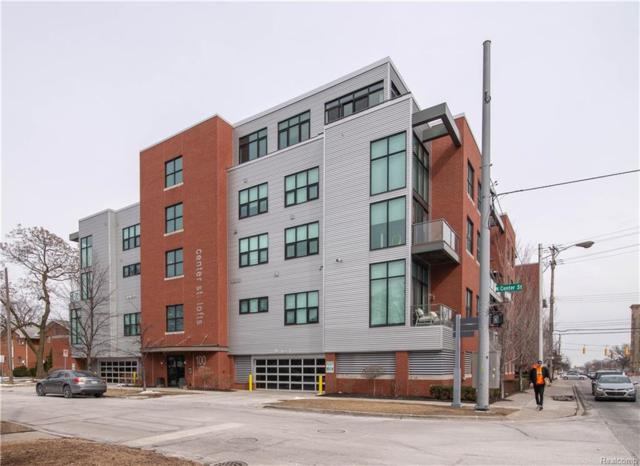 100 N Center Street #402, Royal Oak, MI 48067 (#219021511) :: RE/MAX Classic