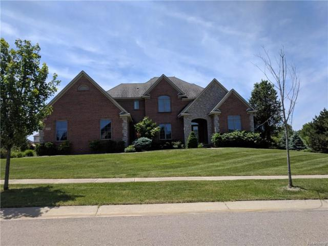 16903 Horseshoe Drive, Northville Twp, MI 48168 (#219021523) :: RE/MAX Classic