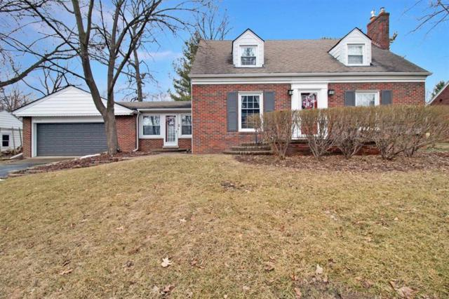 2952 Old Orchard Drive, Waterford Twp, MI 48328 (#543263589) :: The Buckley Jolley Real Estate Team