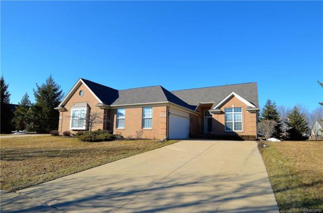 16734 Carriage Way, Northville Twp, MI 48168 (#219021612) :: The Buckley Jolley Real Estate Team