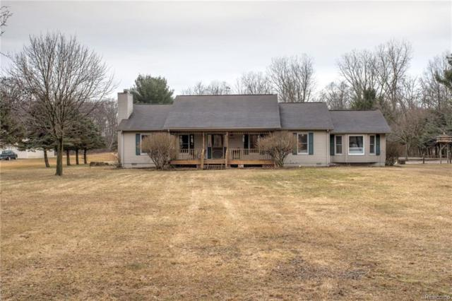 20300 Sumpter Road, Sumpter Twp, MI 48111 (#219021730) :: The Buckley Jolley Real Estate Team