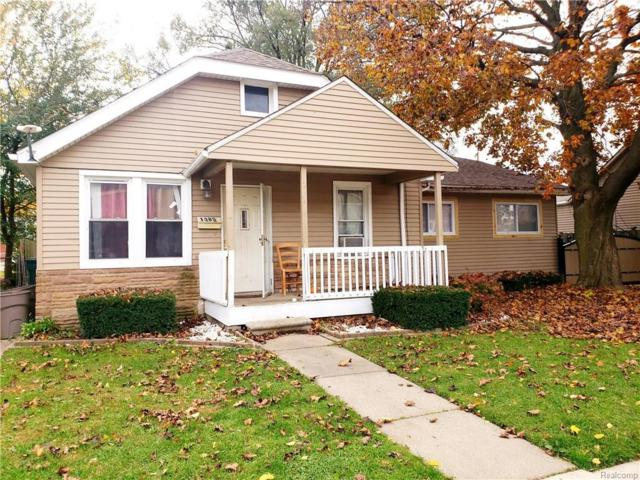 1385 Council Avenue S, Lincoln Park, MI 48146 (MLS #219021963) :: The Toth Team