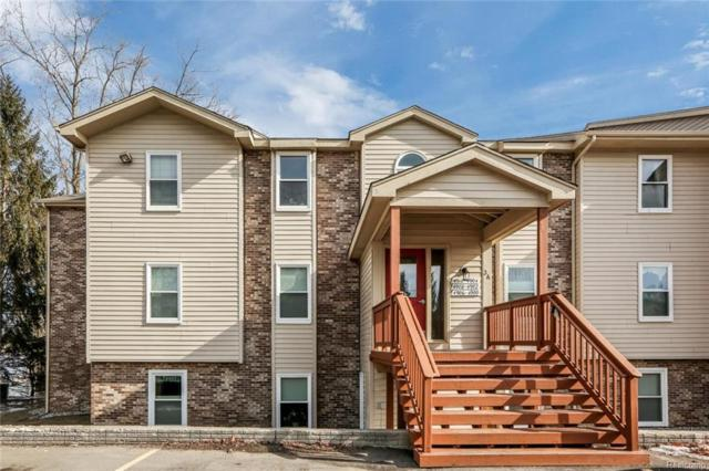 4904 Harbor Point Drive #6, Waterford Twp, MI 48329 (#219021970) :: RE/MAX Classic