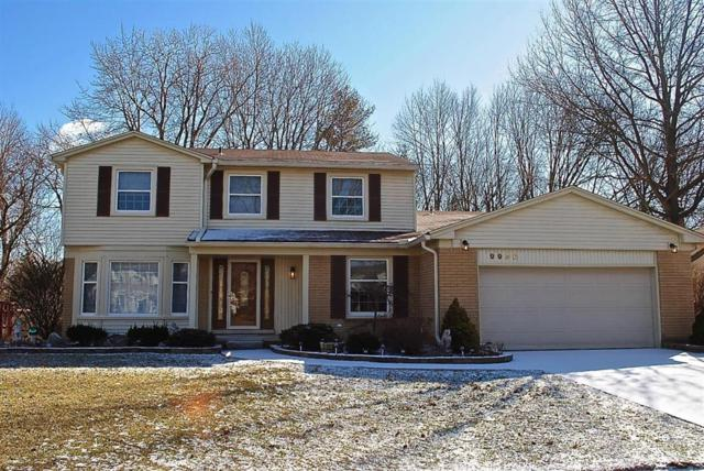 9936 N Canton Center Road, Plymouth Twp, MI 48170 (#543263568) :: GK Real Estate Team
