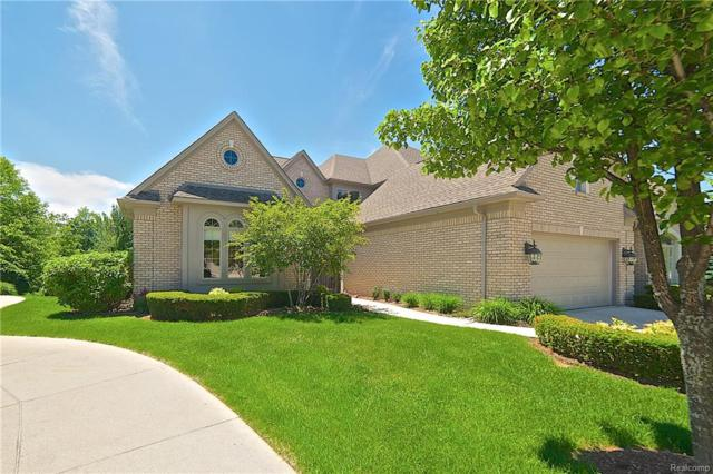 6416 Enclave Drive, Independence Twp, MI 48348 (#219022125) :: The Buckley Jolley Real Estate Team