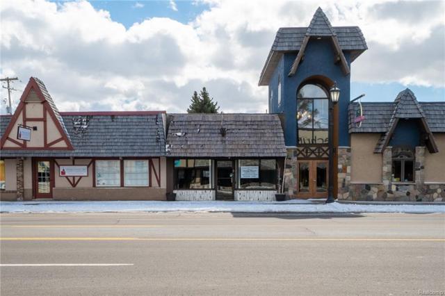 118 E Main Street, Gaylord, MI 49735 (MLS #219022159) :: The Toth Team