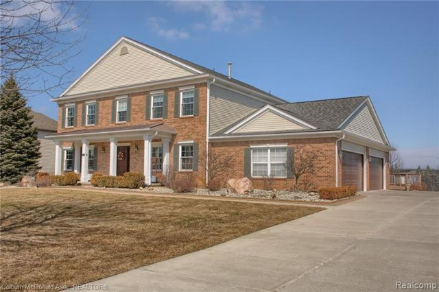 180 Londonderry Lane, Oakland Twp, MI 48306 (#219022165) :: Team DeYonker