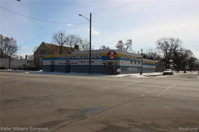13400 E 7 MILE Road, Detroit, MI 48205 (#219022181) :: RE/MAX Classic
