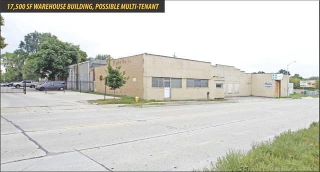 500 Auburn, Pontiac, MI 48342 (MLS #58031373365) :: The John Wentworth Group