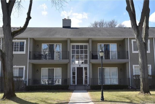 1115 N Old Woodward Avenue #65, Birmingham, MI 48009 (#219022203) :: RE/MAX Classic