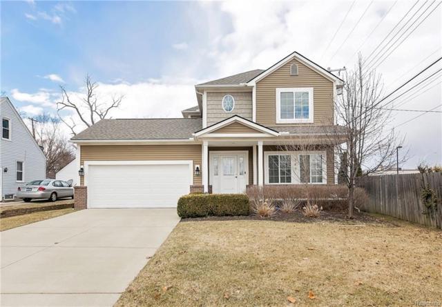347 E Lawrence Avenue, Royal Oak, MI 48073 (#219022246) :: The Alex Nugent Team | Real Estate One