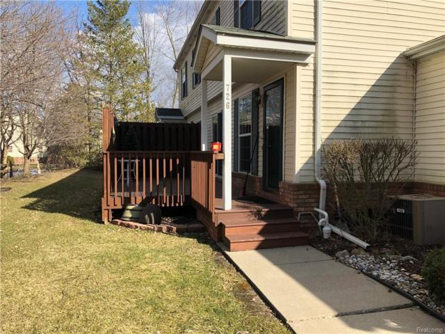 726 Griswold Street #6, Howell, MI 48843 (#219022251) :: The Buckley Jolley Real Estate Team