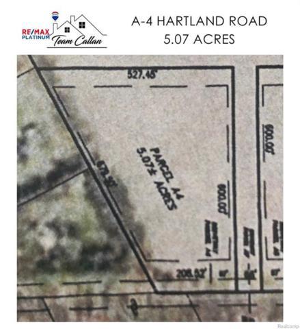 A~4 Hartland Road, Hartland Twp, MI 48430 (MLS #219022347) :: The Toth Team