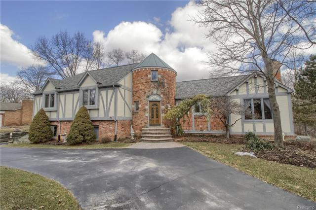 3175 Serenity Road, Oakland Twp, MI 48363 (#219022365) :: The Alex Nugent Team | Real Estate One