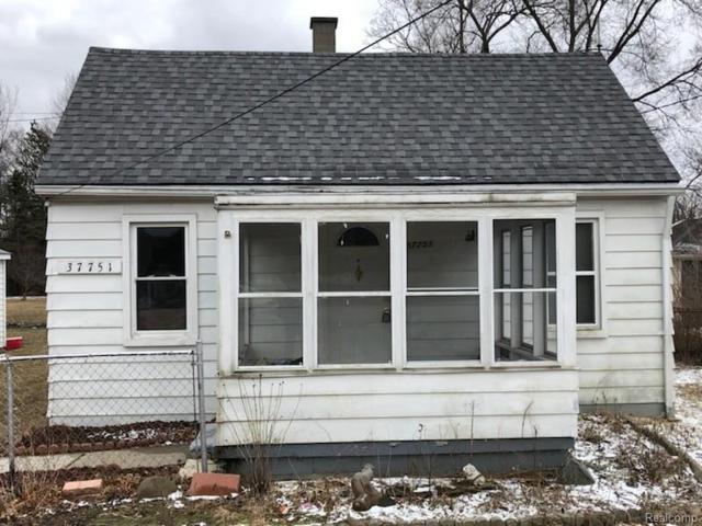 37751 Wabash Street, Romulus, MI 48174 (#219022455) :: The Buckley Jolley Real Estate Team
