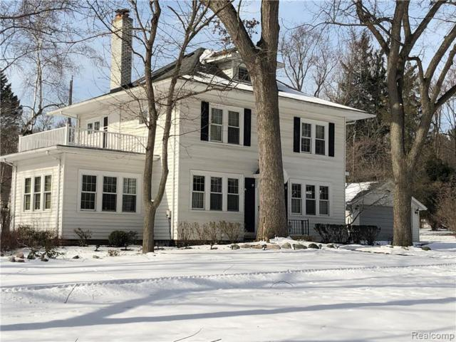 26135 Holly Hill Drive, Farmington Hills, MI 48334 (#219022512) :: The Buckley Jolley Real Estate Team
