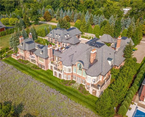 2756 Turtle Bluff Drive, Bloomfield Twp, MI 48302 (#219022526) :: The Buckley Jolley Real Estate Team