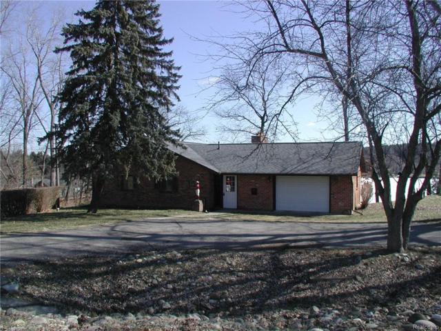 3603 Merritt Lake Drive, Metamora Twp, MI 48455 (#219022576) :: The Buckley Jolley Real Estate Team