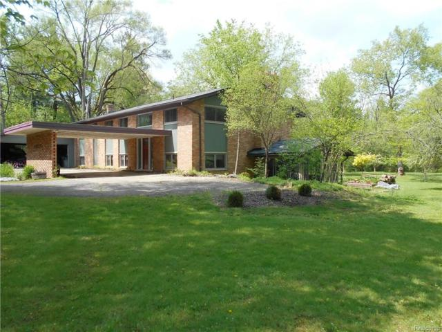 32671 Bingham Lane, Bingham Farms Vlg, MI 48025 (#219022584) :: RE/MAX Nexus