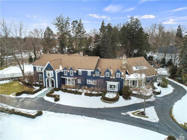 841 N Glengarry Road, Bloomfield Twp, MI 48301 (#219022641) :: The Alex Nugent Team   Real Estate One