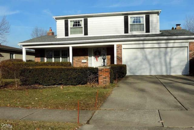 33736 Kennedy, Sterling Heights, MI 48310 (MLS #58031373553) :: The Toth Team