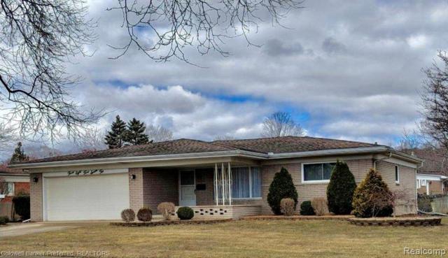 38572 Roycroft Street, Livonia, MI 48154 (#219022699) :: GK Real Estate Team