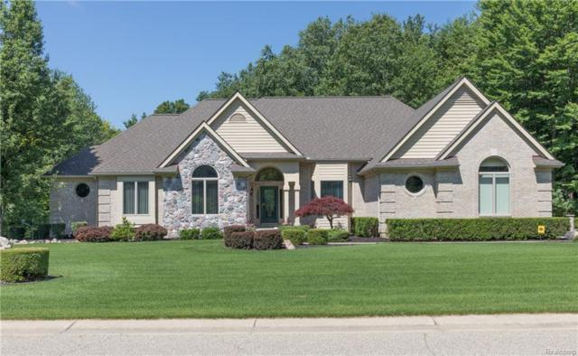 8705 Deerwood Road, Independence Twp, MI 48348 (#219022700) :: The Buckley Jolley Real Estate Team