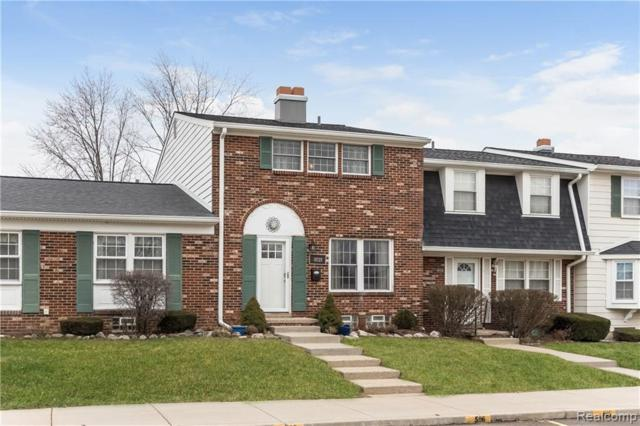19726 Dearborn Court, Northville Twp, MI 48167 (#219022716) :: GK Real Estate Team