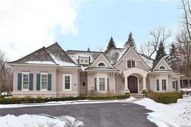69 Scenic Oaks Drive E, Bloomfield Hills, MI 48304 (#219022770) :: RE/MAX Nexus