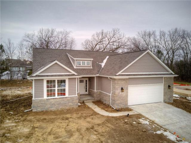 TBD Mccully Lane (Home-Site 41), Fenton Twp, MI 48430 (#219022920) :: The Buckley Jolley Real Estate Team