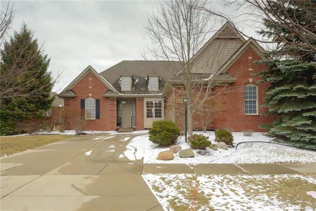 41520 Thoreau Ridge, Novi, MI 48377 (#219022924) :: GK Real Estate Team
