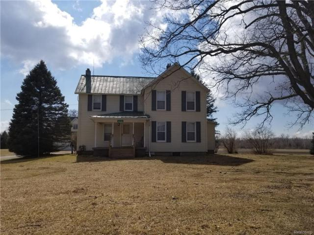 41145 Willow Road, Sumpter Twp, MI 48164 (#219022983) :: The Buckley Jolley Real Estate Team