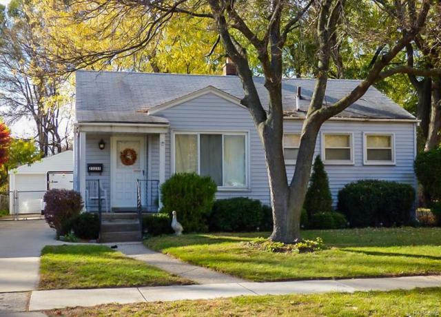 23255 Ithaca Street, Oak Park, MI 48237 (#219022985) :: RE/MAX Nexus