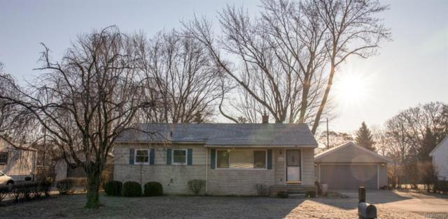 48248 Cardinal Street, Shelby Twp, MI 48317 (#219022989) :: The Alex Nugent Team | Real Estate One