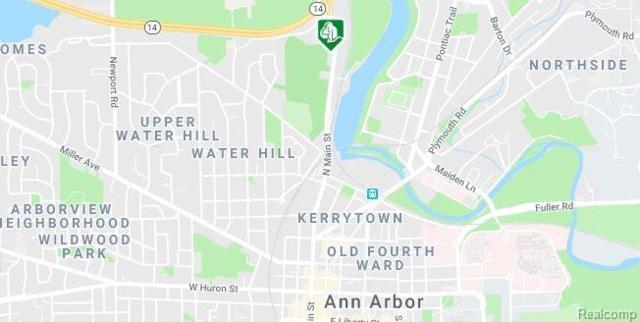 1315 Main St, Ann Arbor, MI 48104 (#219023008) :: The Buckley Jolley Real Estate Team
