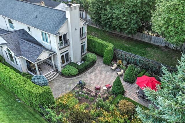722 Wallace Street, Birmingham, MI 48009 (#219023040) :: The Alex Nugent Team | Real Estate One