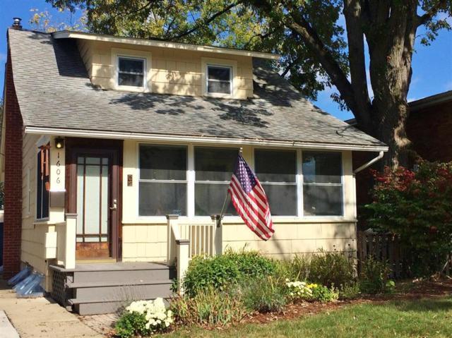1606 Charlton Avenue, Ann Arbor, MI 48103 (#543263284) :: The Buckley Jolley Real Estate Team