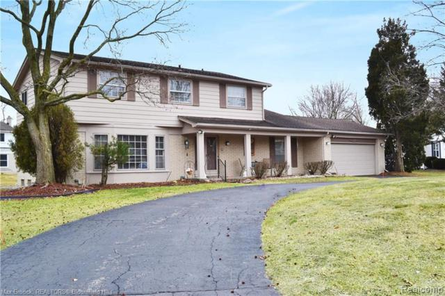 32623 Olde Franklin Drive, Farmington Hills, MI 48334 (#219023125) :: RE/MAX Classic