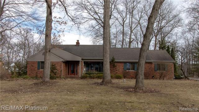 4375 Irene Drive, Marion Twp, MI 48843 (#219023128) :: The Buckley Jolley Real Estate Team