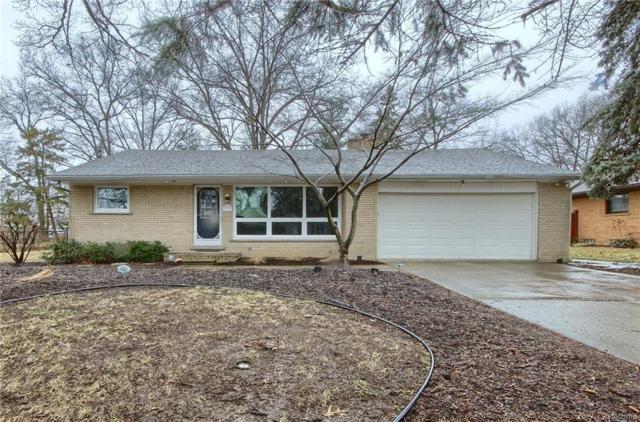 14117 Stamford Street, Livonia, MI 48154 (#219023161) :: GK Real Estate Team
